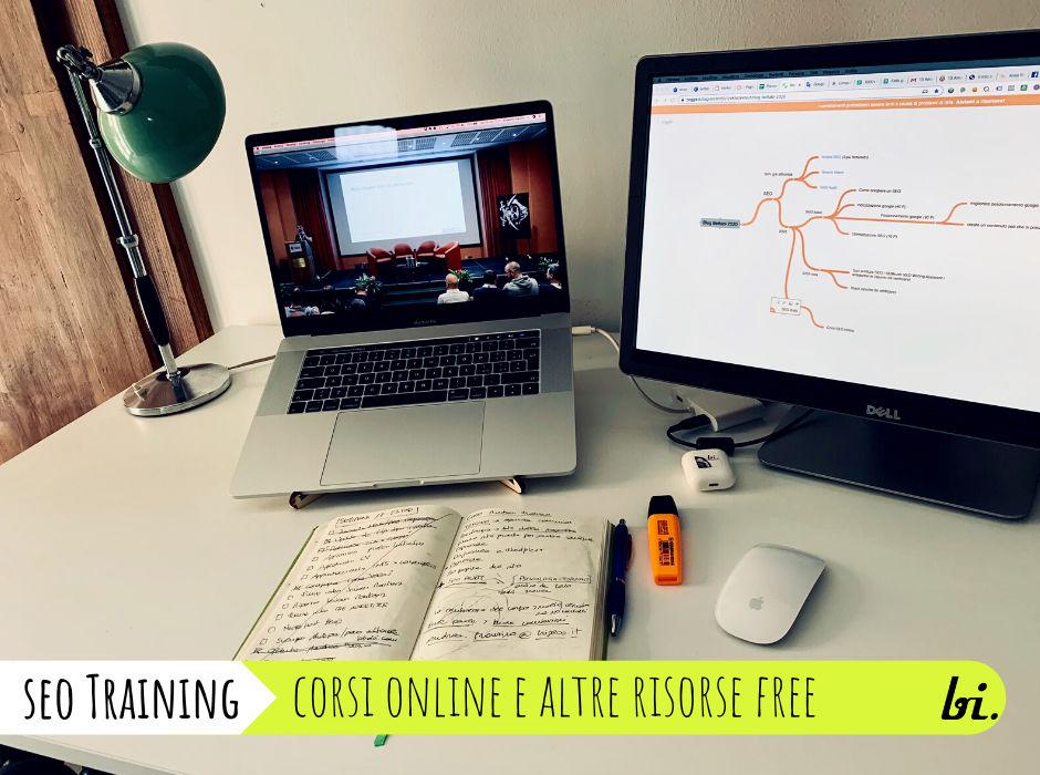 Elenco dei migliori corsi SEO online - scelti da una SEO specialist per te.  Eventi, blog e altri contenuti gratis.