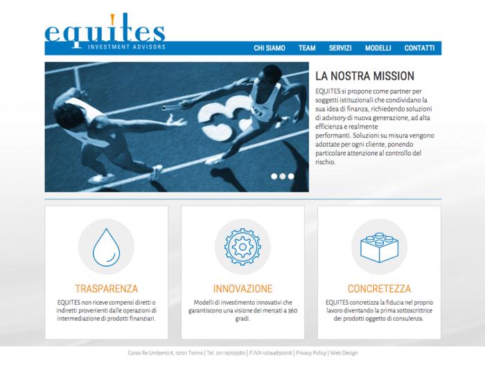 Sito internet responsive creato con Joomla